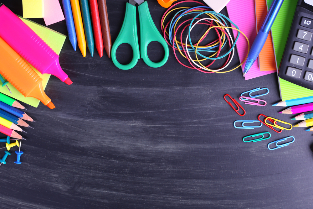 Scissors and supplies header